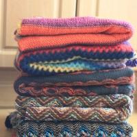 Everyday blanket -chain