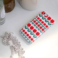 [duboo]  Finland Vivid Tulip iPhone 5/5s Case