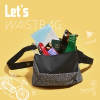 WEEKADE LET'S WAIST BAG