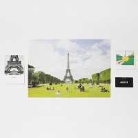 THE POSTER in PARIS - One sunny day