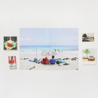 THE POSTER in Hawaii - White sand beach