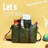 WEEKADE LET'S TOTE BAG