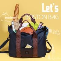 WEEKADE LET'S BOSTON BAG