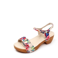 Flora Simple Sandal 5cm_14s04
