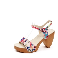 Flora Simple Sandal 9cm_14s06
