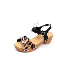 Chic Pattern Sandal 5cm_14s07
