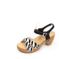 Chic Pattern Sandal 7cm_14s08