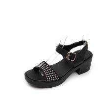 Chic Stud Sandal 5cm_14s11