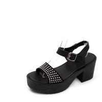 Chic Stud Sandal 7cm_14s12