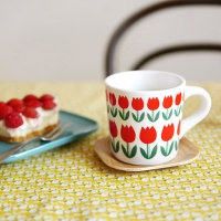 [duboo] Finland Tulip Mug