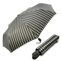 [VOGUE] 보그 3단 자동 우산(양산겸용) - 블랙체크