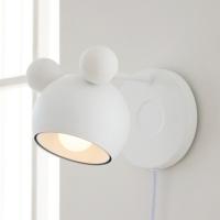 [바이빔][LED] 제리 벽걸이 [블랙&화이트]