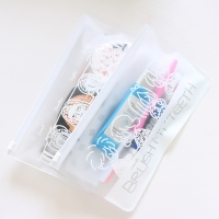 clear pouch S