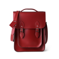 Pillarbox Red Portrait Style Backpack