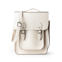 Cloud Cream Portrait Style Backpack