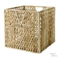 PJAS Basket, banana fibre 501.733.00