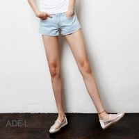 roy denim shorts / ���� ���� ����_(701620)