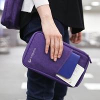 트래블러스 핸디 ver.4_여권과 지도,보딩패스를 함께 수납하는 핸디