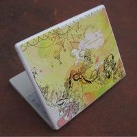 Laptop skin-lamb-lamb-