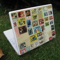 Laptop skin-stamp-