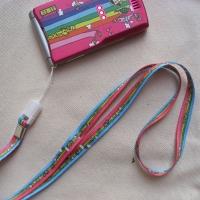 neck strap-rainbow