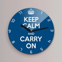 Reflex KEEP CALM AND CARRY ON ���������ð�(��) KYE220-BL