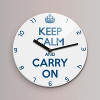 Reflex KEEP CALM AND CARRY ON ���������ð�(��) KYE220-WH