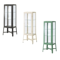 FABRIKOR Glass-door cabinet ���������
