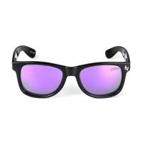 Truthful Toy Glossy Black/Purple Mirror Lens