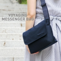 VOYAGING MESSENGER BAG [size L] ����� ��������