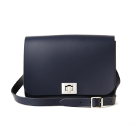 Loch Blue Medium Pixie Bag