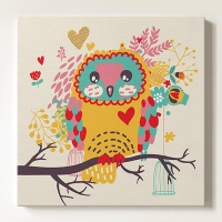 ������ ĵ���� ���� Owl friend�� �ξ���