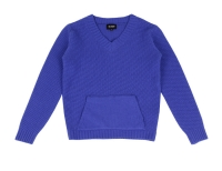 Zinnia knit (Blue)