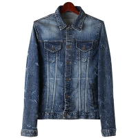 Vintage Washing Denim Jacket