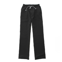 #AP1565 linen chef pants (Black)