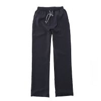 #AP1566 linen chef pants (Charcoal)