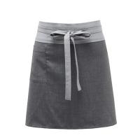 #AA1576 roy 2do apron (Grey)