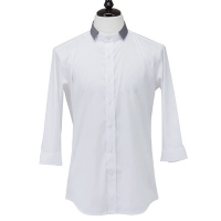 #AS1579 howard shirts (White)