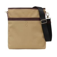 [���Ų] Heroni cross bag (Beige)