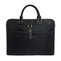 [���Ų] Rubini Briefcase (Black)