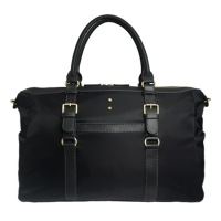[���Ų] Lames Boston Bag  (Black)
