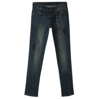 Stitch Slim Denim Pants