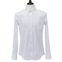 #AS1581 A_dress shirts (White)