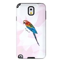 Camo Parrot Pink for Toughcase(Galaxy Note3)