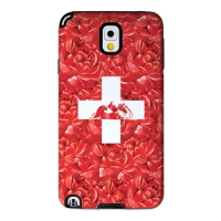 Switzerland Flag for Toughcase(Galaxy Note3)