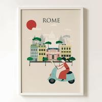Woman in Rome ������ ������ _���ڼ�Ʈ