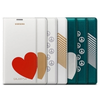 [삼성] 패션형 플립월렛 [갤럭시 S5] / EF-WG900R