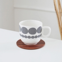 Gray Pebble Cup