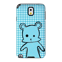 Snow Bear blue for Toughcase(Galaxy Note3)