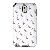 Cute Owl Pattern for Toughcase(Galaxy Note3)